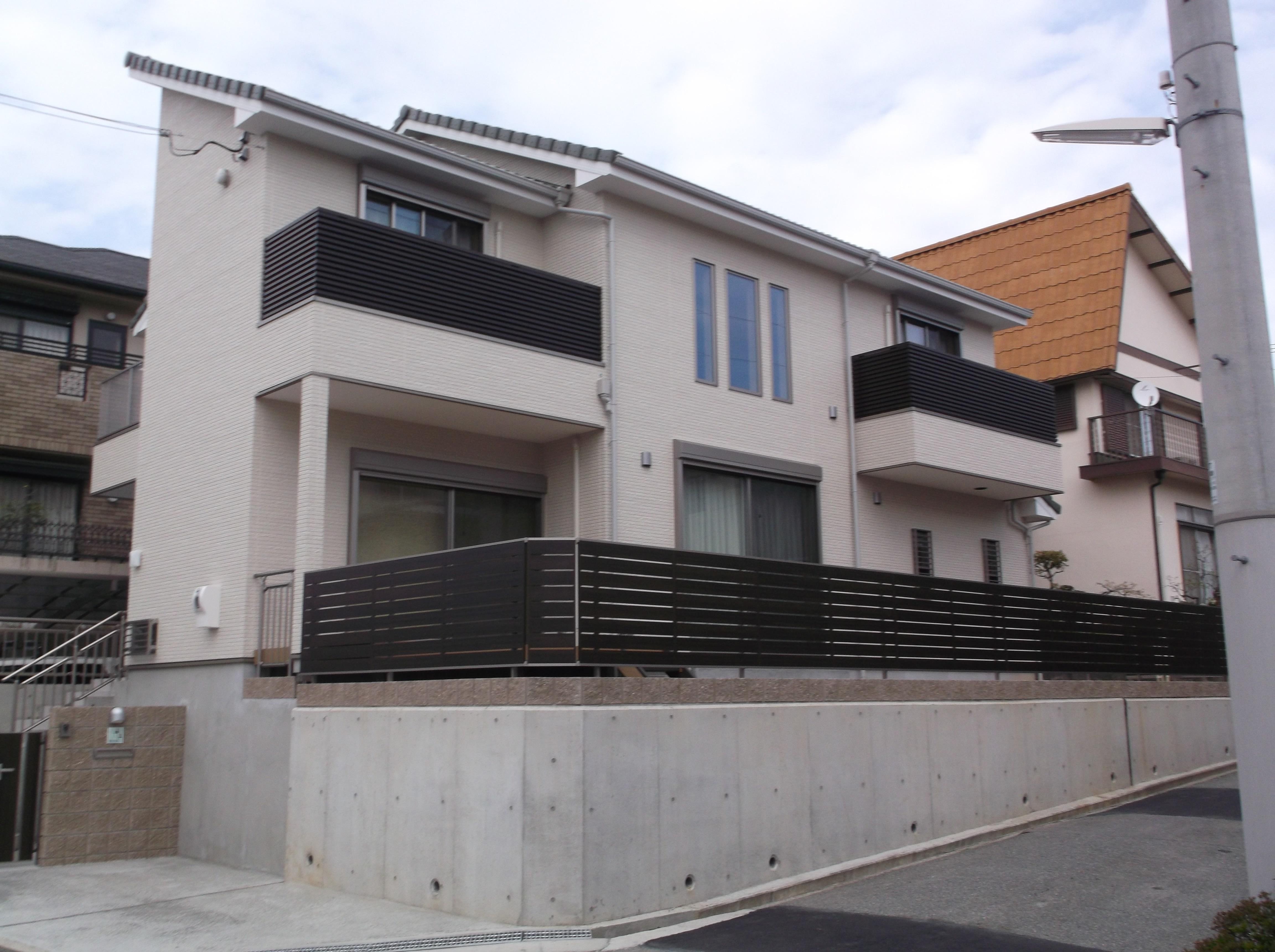神戸市 個人住宅新築工事イメージ01