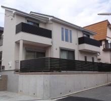 個人住宅新築工事