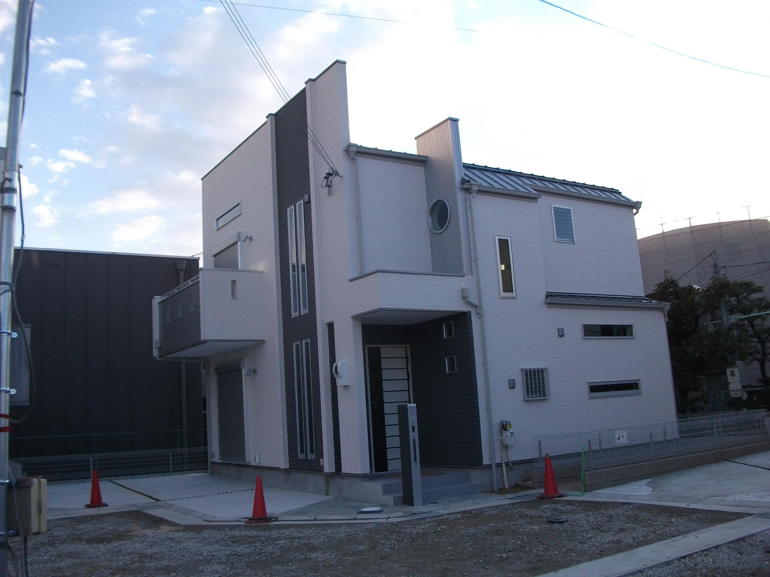 宝塚市 個人住宅新築工事イメージ01