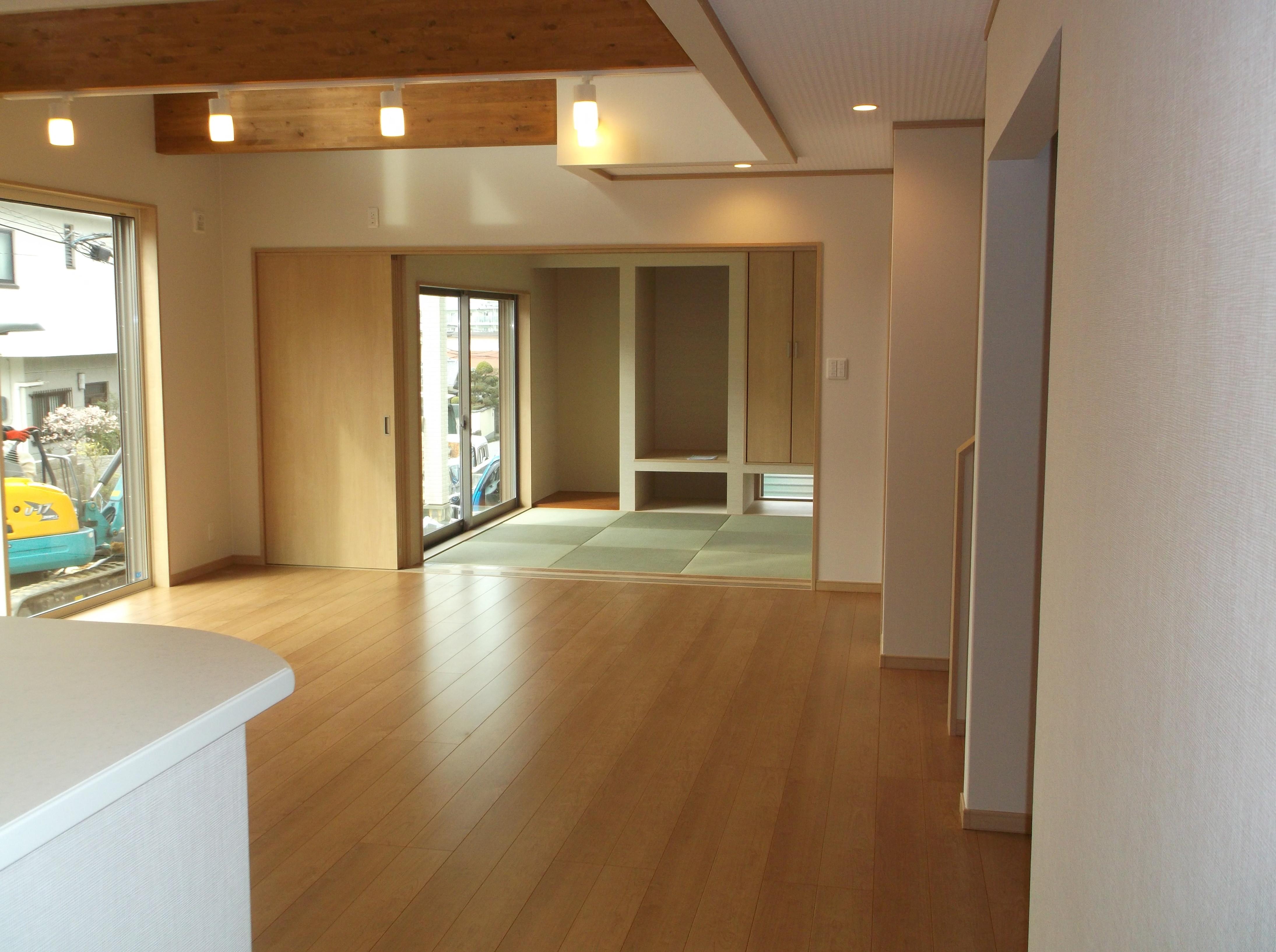 神戸市 個人住宅新築工事イメージ03