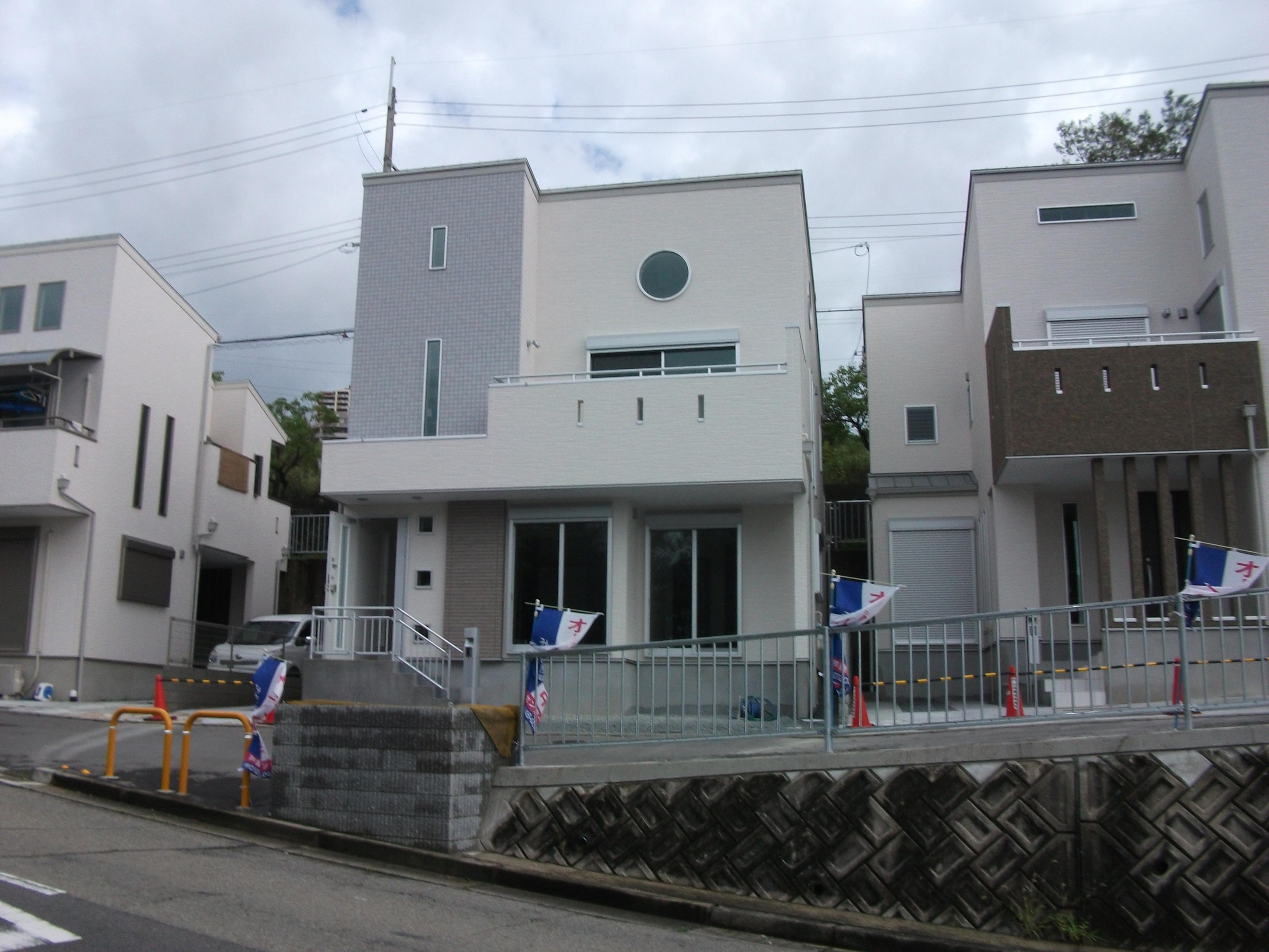 宝塚市 木造住宅新築工事イメージ02