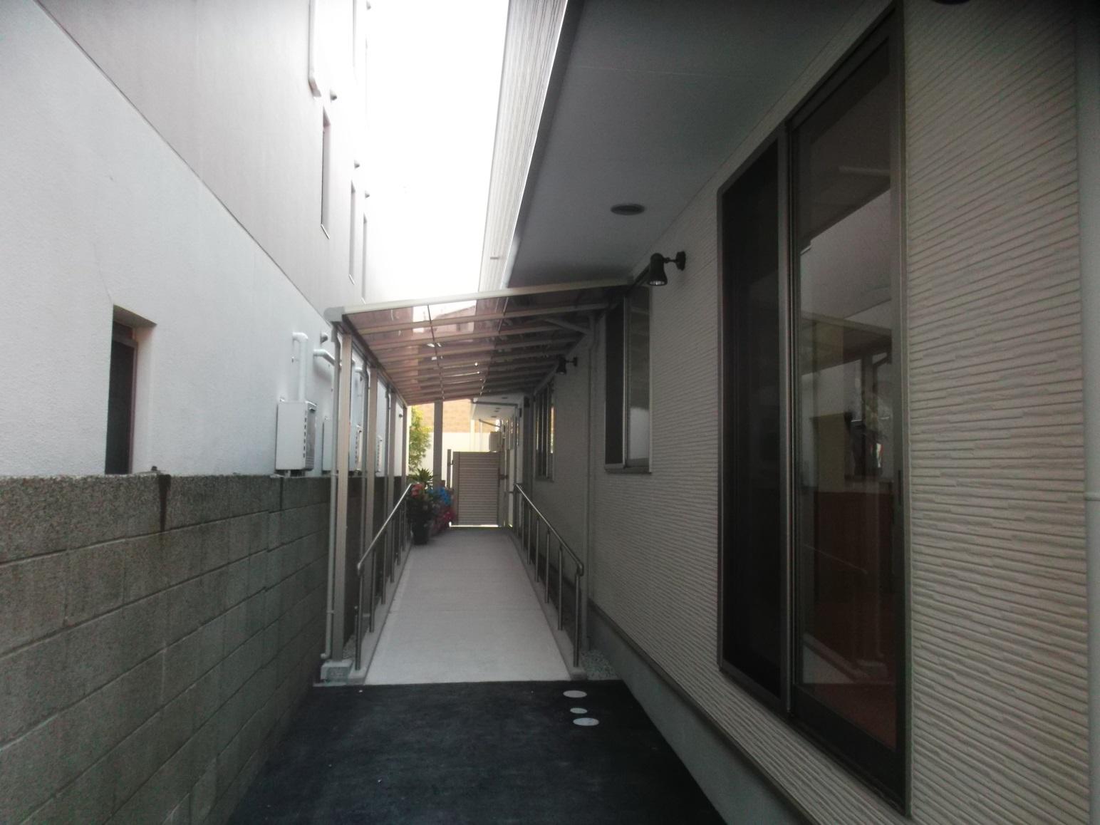 尼崎市内 高齢者向け建物新築工事イメージ03