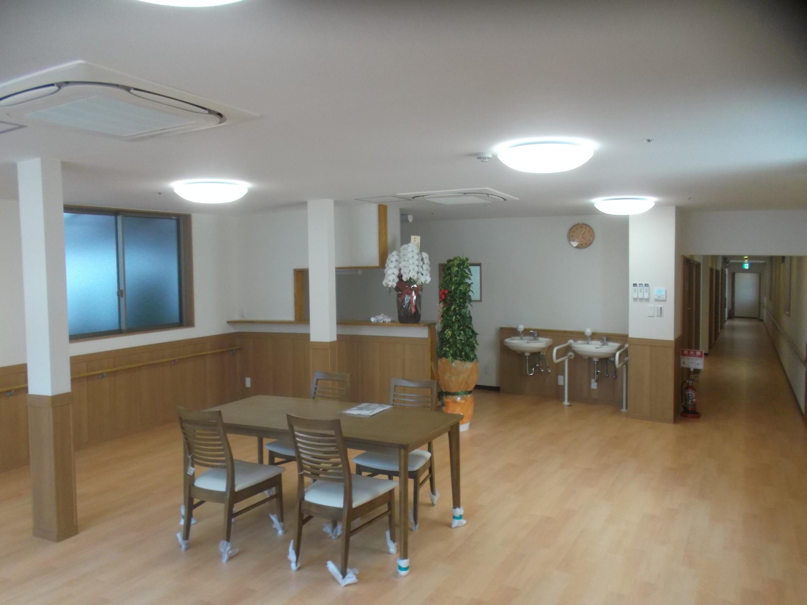 尼崎市内 高齢者向け建物新築工事イメージ05
