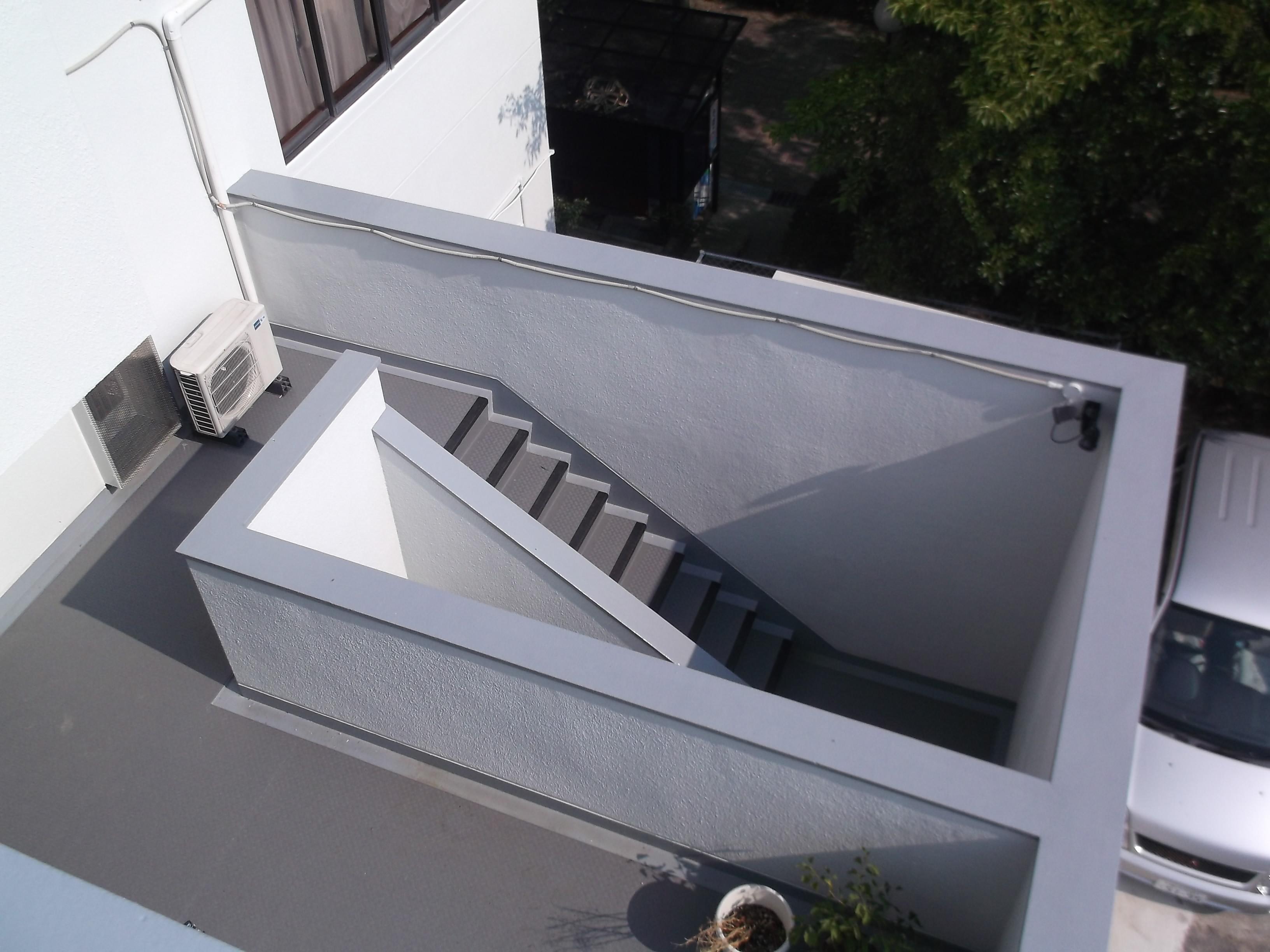 西宮市 外壁・給排水管改修工事イメージ06