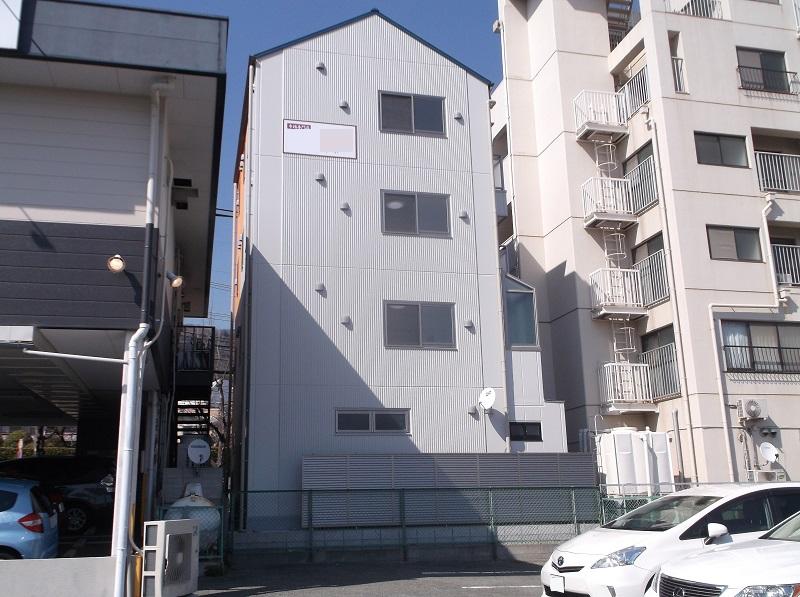 神戸市内 マンション新築工事イメージ02