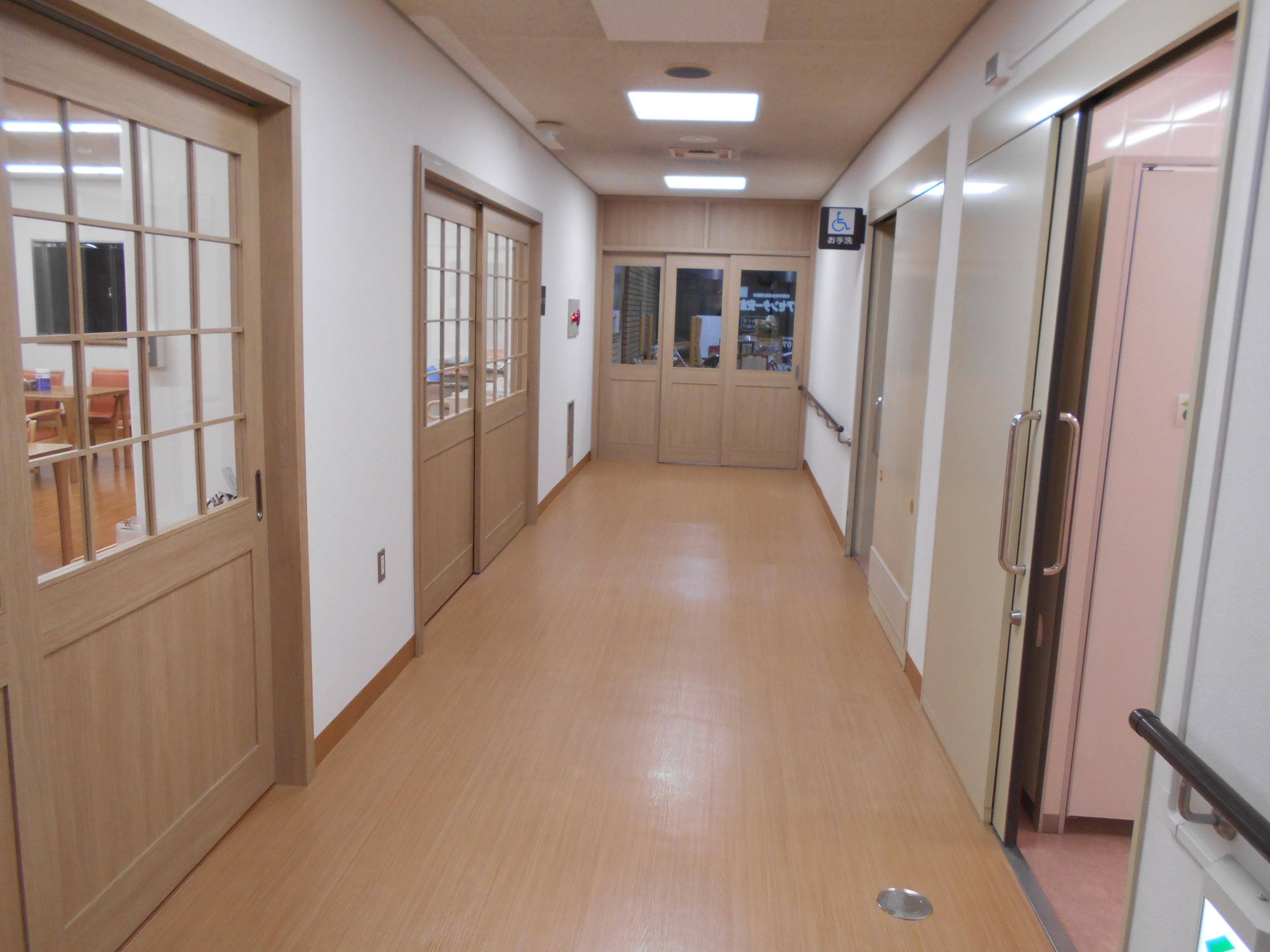 宝塚市 デイサービス改築工事イメージ05