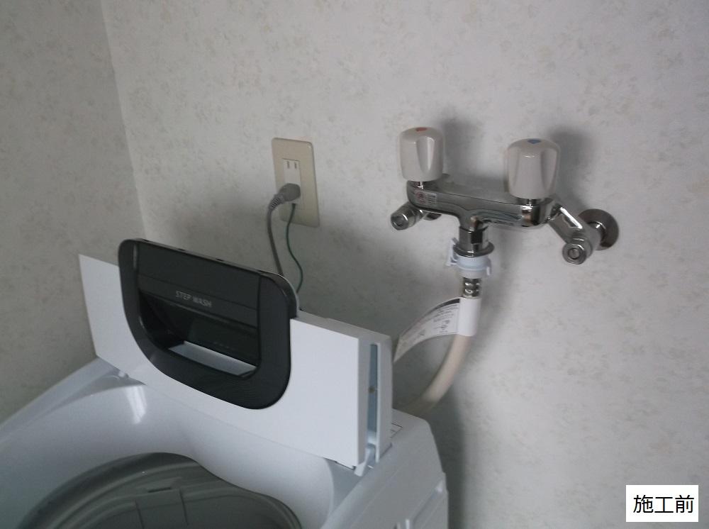 宝塚市 施設 洗面台取付工事イメージ03