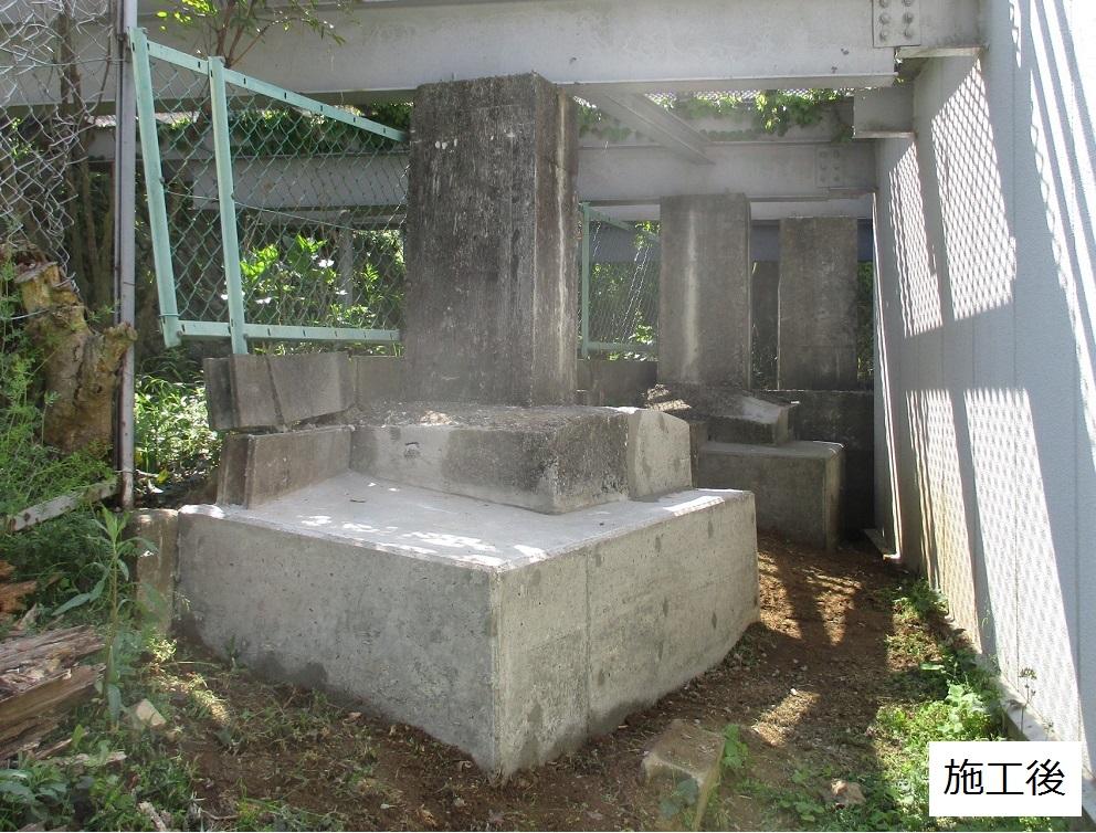 宝塚市 ガレージ基礎補強工事イメージ01