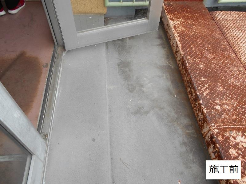 宝塚市 市立小学校 4階渡り廊下スロープ修繕2ヶ所イメージ02