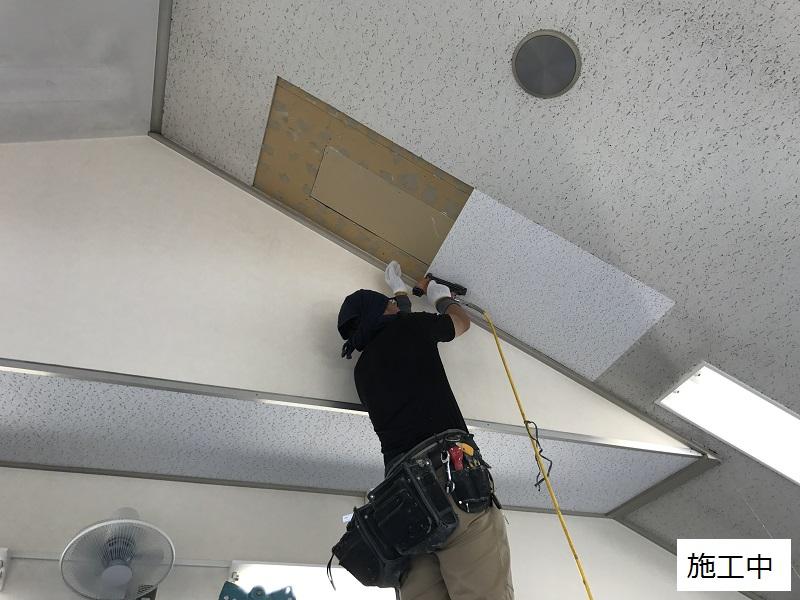 宝塚市 保育園 2階天井修繕工事イメージ08