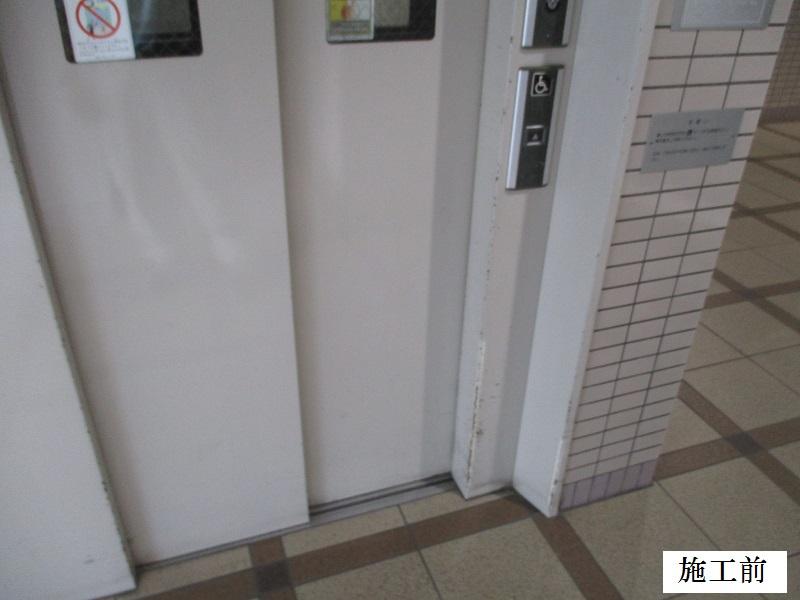 尼崎市 マンション 鉄部塗装工事イメージ03