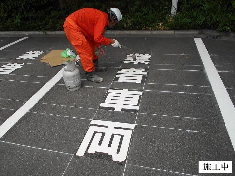 池田市 施設 駐車場区画整備イメージ08