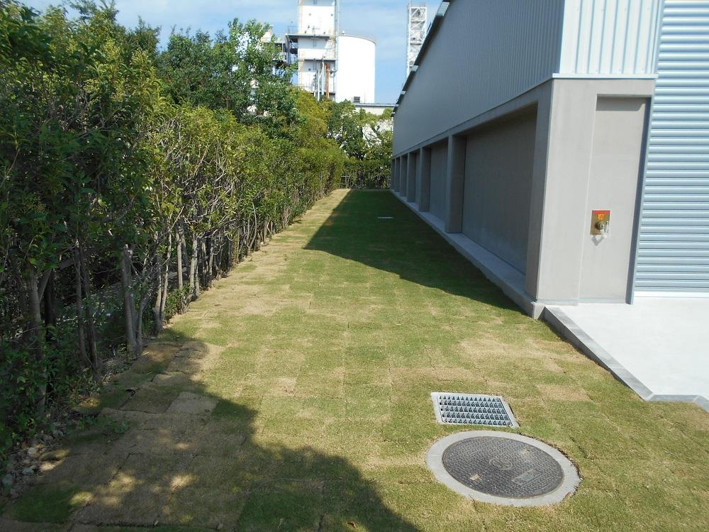 尼崎市 浄水場ケーキヤード設置イメージ03