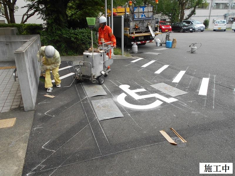 池田市 施設 駐車場区画整備イメージ06