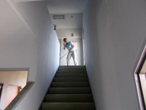 3階の掃除(8)