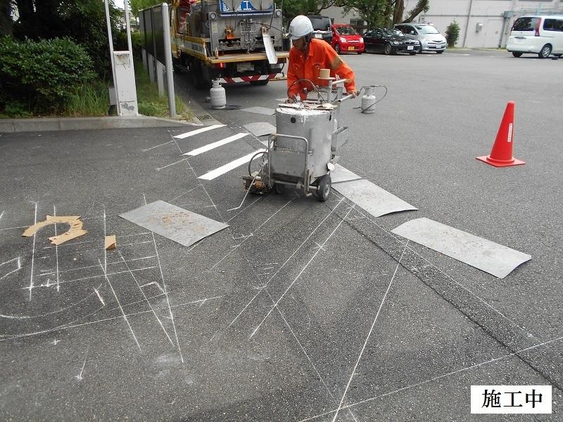 池田市 施設 駐車場区画整備イメージ05