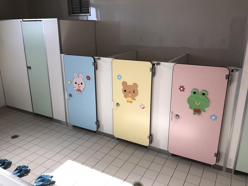 宝塚市 幼稚園 園舎改修工事イメージ07
