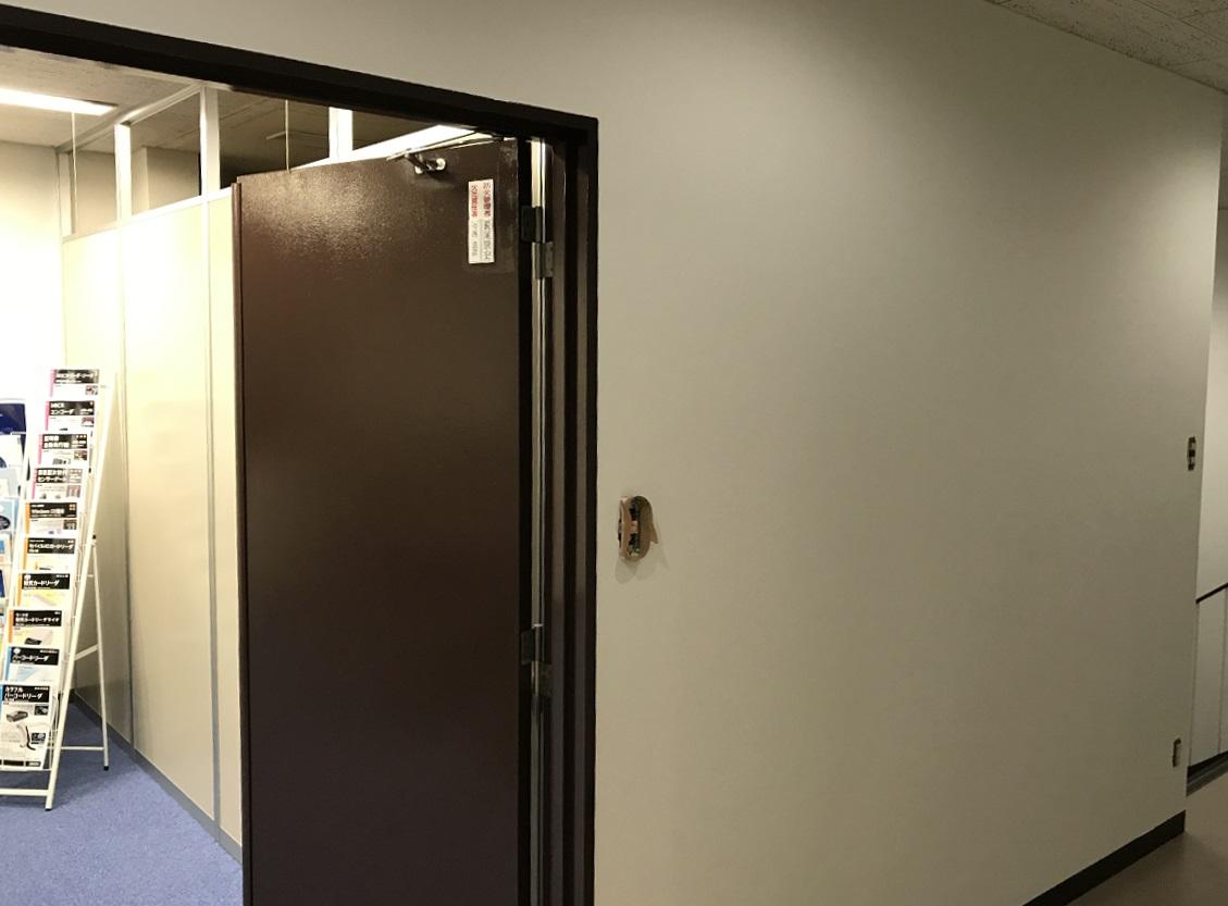 宝塚市 社屋 1・2階廊下内装改修工事イメージ06