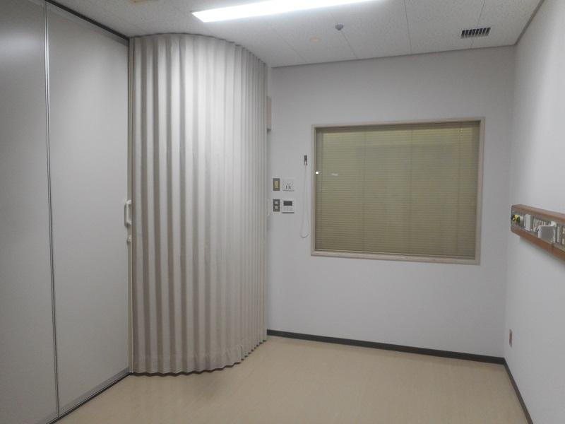 宝塚市 病院 無菌室整備工事イメージ09