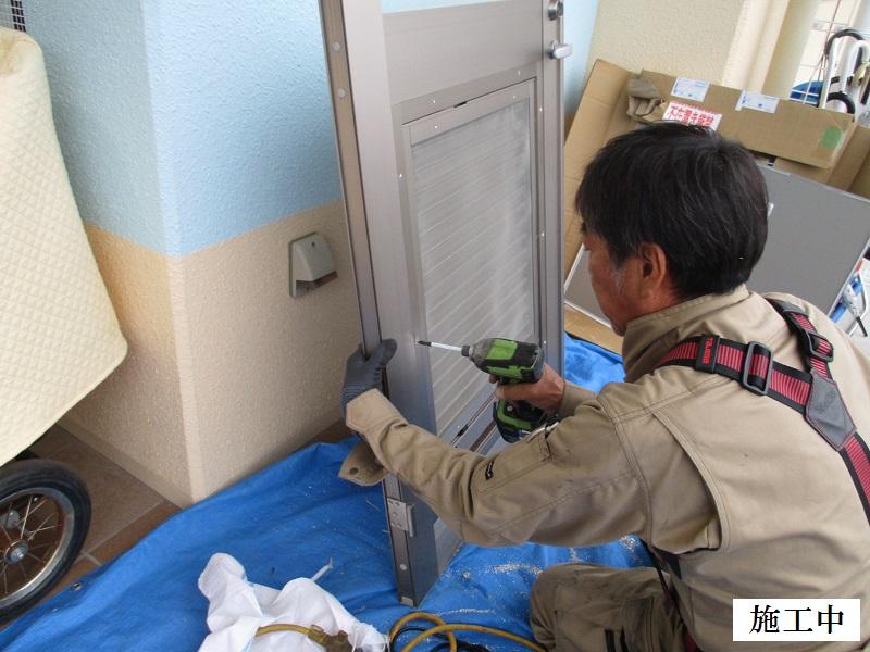 宝塚市 保育園 厨房採風改修イメージ05