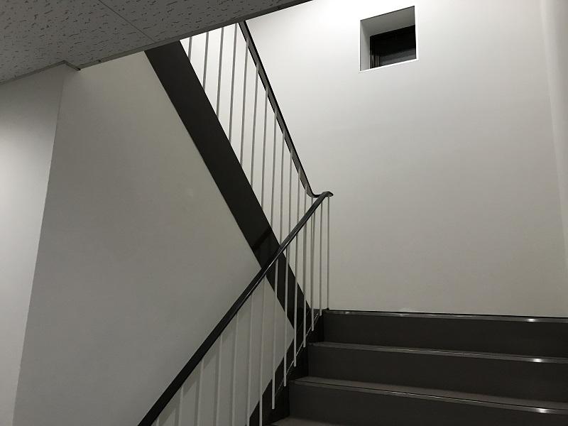 宝塚市 社屋 1・2階廊下内装改修工事イメージ01