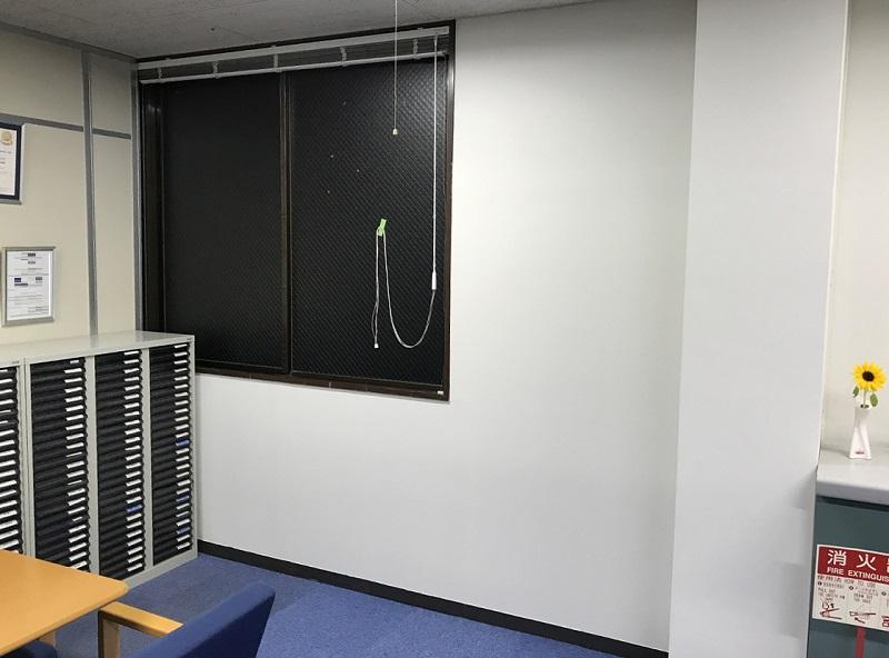 宝塚市 社屋 1・2階廊下内装改修工事イメージ07