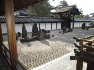 1-東福寺・枯山水