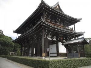 1-東福寺・山門