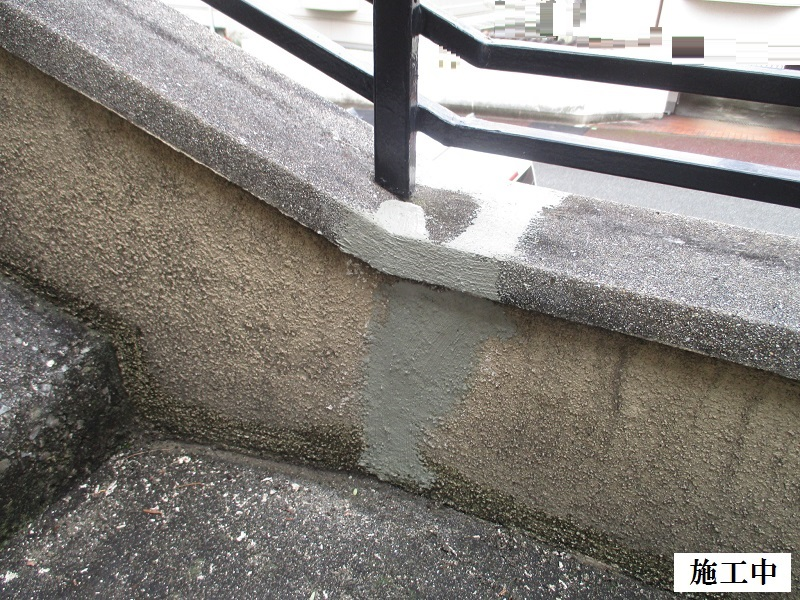 宝塚市 門扉外壁塗装工事イメージ06