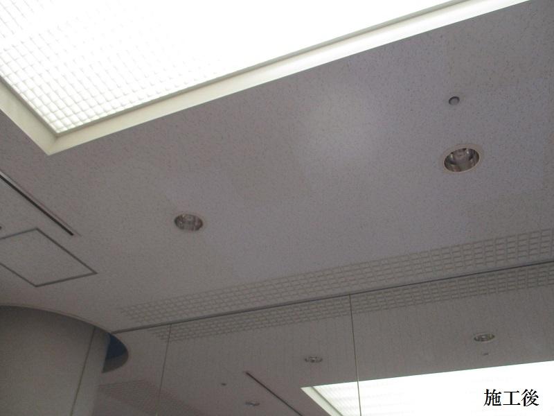 宝塚市 公共施設 公かい天井壁修繕工事イメージ01