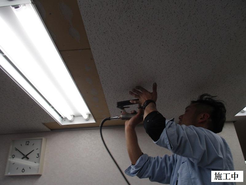 宝塚市 公共施設 公かい天井壁修繕工事イメージ09