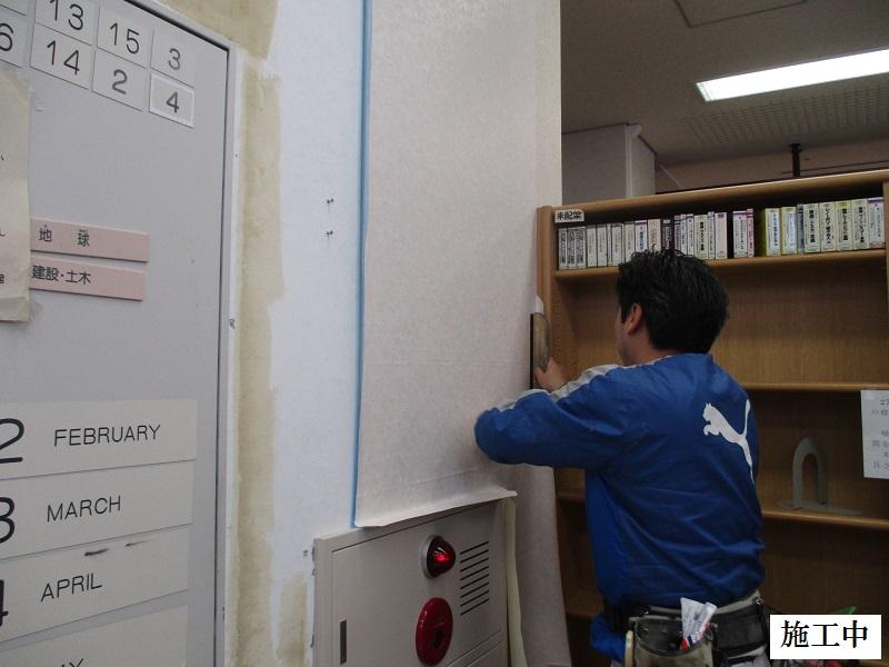 宝塚市 公共施設 公かい天井壁修繕工事イメージ07