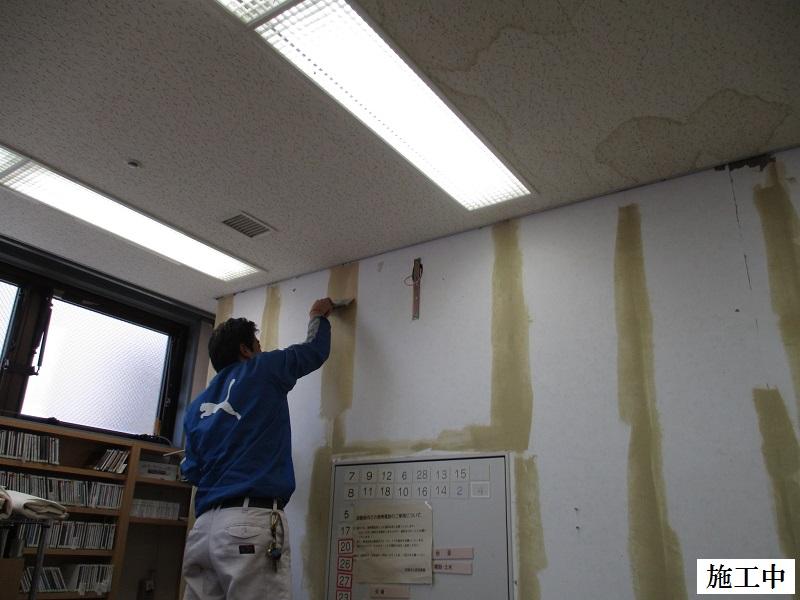 宝塚市 公共施設 公かい天井壁修繕工事イメージ06