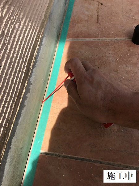 伊丹市 保育園 害虫対策工事イメージ06