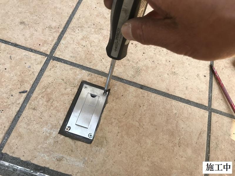 神戸市 マンション 床点検口修繕工事イメージ07