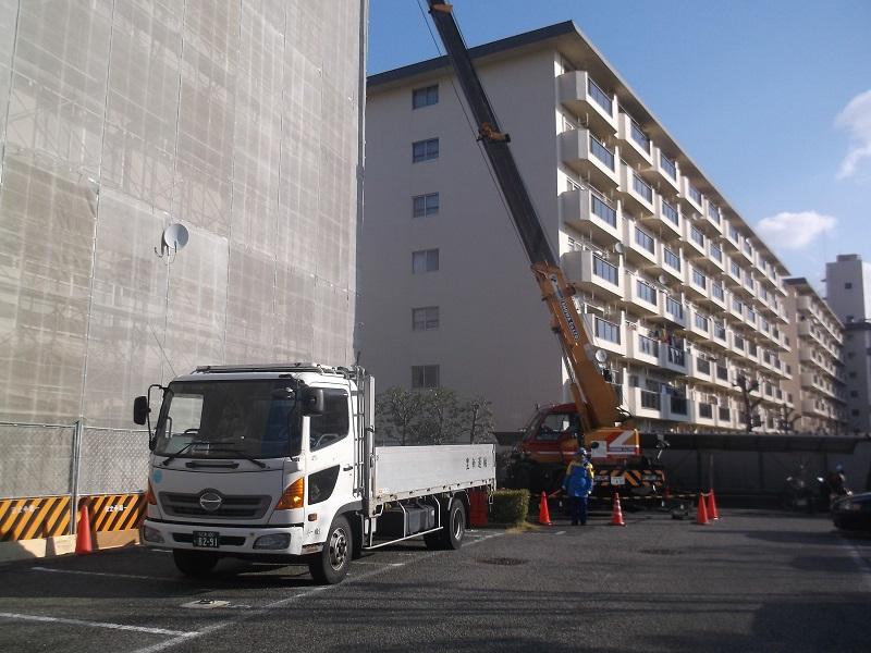 芦屋市 住宅外壁改修工事イメージ03