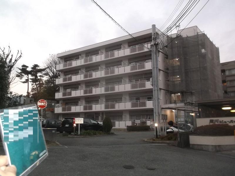 芦屋市 住宅外壁改修工事イメージ01
