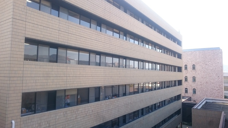 宝塚市 病院外壁改修工事イメージ06