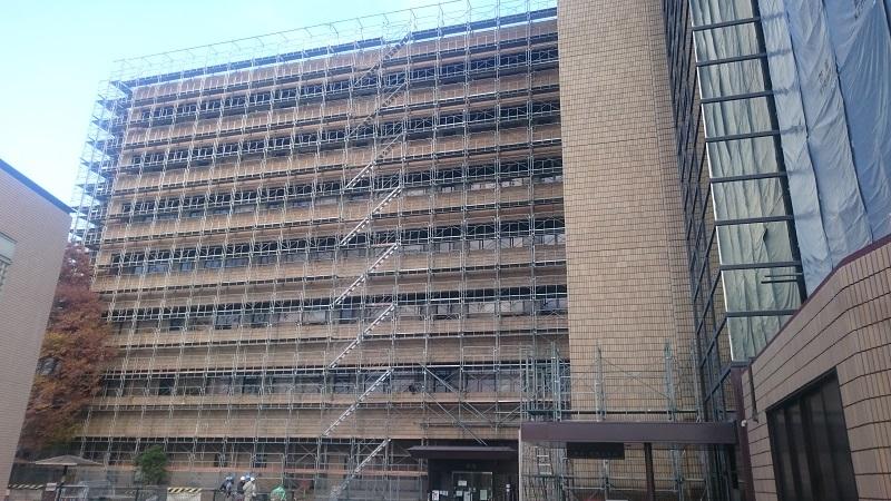 宝塚市 病院外壁改修工事イメージ02