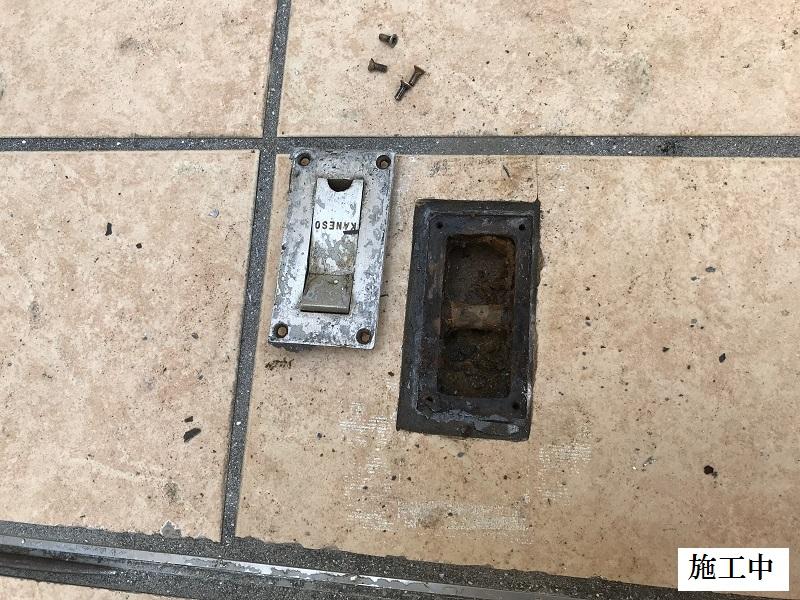 神戸市 マンション 床点検口修繕工事イメージ06