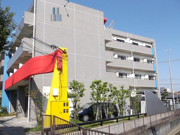 宝塚市 マンション外壁改修工事イメージ05