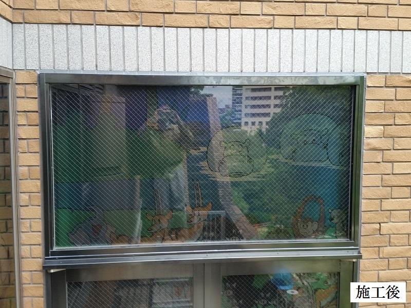宝塚市 公共施設 サッシ雨漏り修繕イメージ04