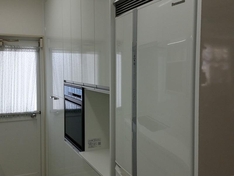 豊中市 個人邸 キッチンリフォームイメージ02