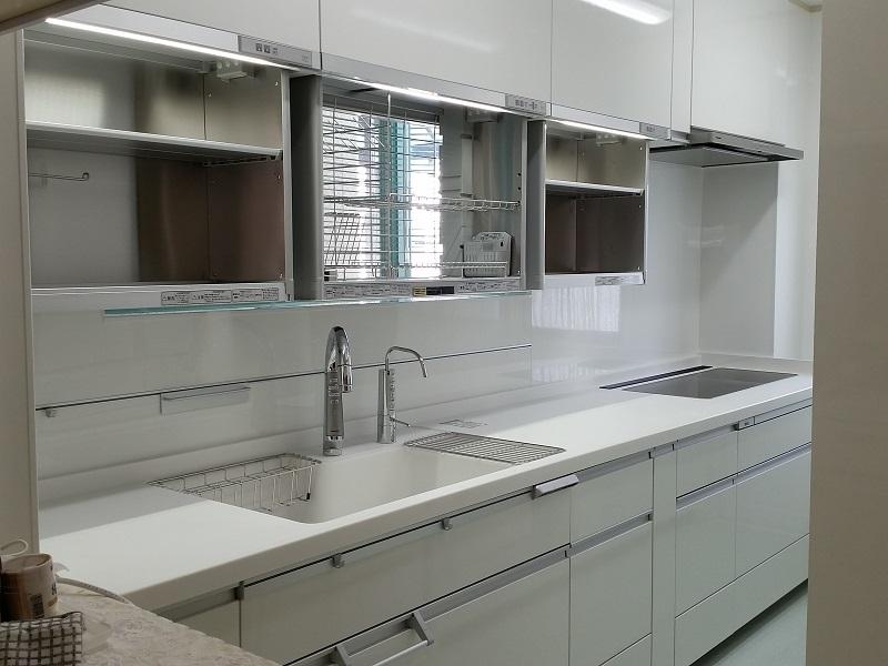 豊中市 個人邸 キッチンリフォームイメージ01