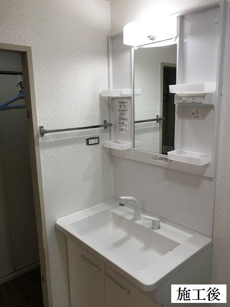 川西市 浴室改装工事イメージ02