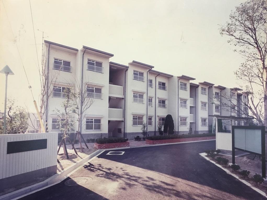 市営住宅新築工事イメージ01