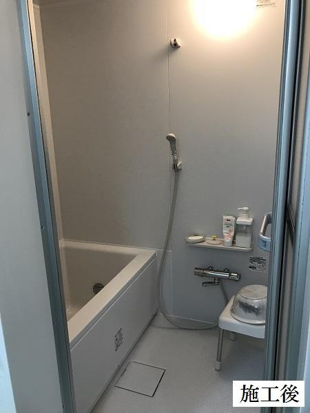 川西市 浴室改装工事イメージ01