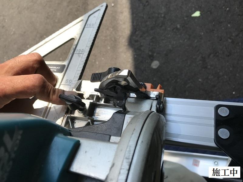 西宮市 車椅子段差解消工事イメージ04