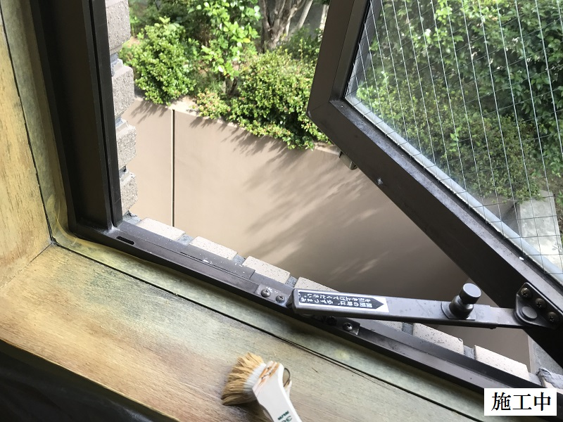 宝塚市 公共施設 結露防止 内窓設置工事イメージ05