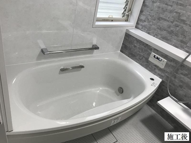 宝塚市 個人邸 浴室改装工事イメージ02